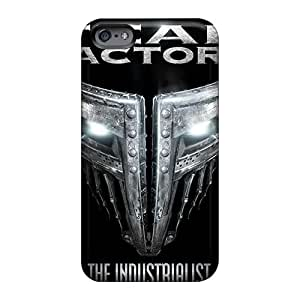 Great Hard Cell-phone Case For Iphone 6 (BQb10313rHJe) Support Personal Customs High Resolution Fear Factory Band Image
