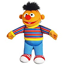 Sesame Street Mini Plush Ernie