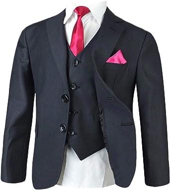 Conjunto de trajes formales italianos a medida para niños