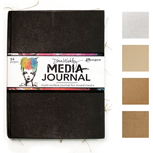 Ranger MDJ54726 Dina Wakley Media Journal 8