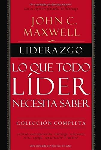 liderazgo-lo-que-todo-lider-necesita-saber-spanish-edition