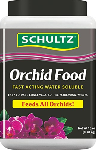 Schultz SPF70600 Water Soluble Orchid Food, 10 oz