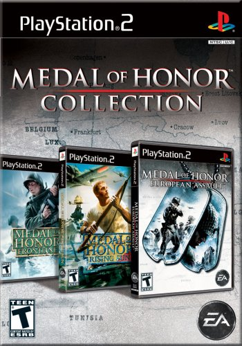 Medal of Honor Collection - PlayStation 2