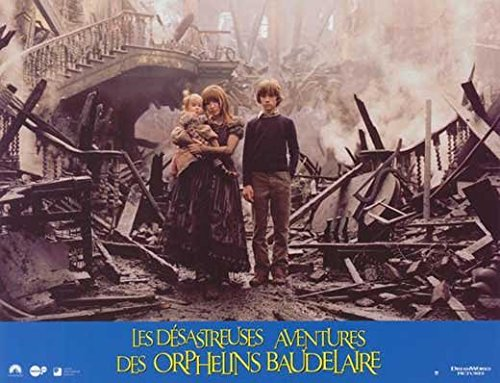 Lemony Snicket's A Series of Unfortunate Events Poster Movie French B