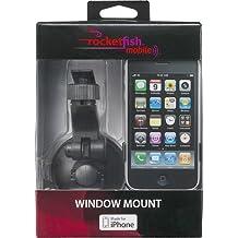 Rocketfish Mobile - Window Mount for Apple iPhone