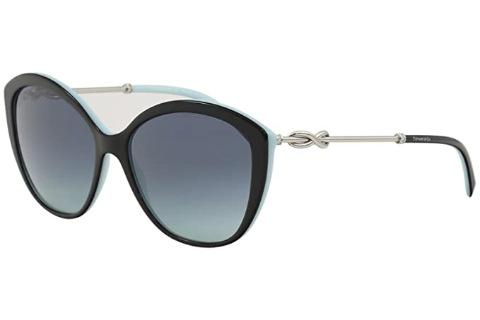 Tiffany & Co. 0TY4144B 80559S 57 Gafas de Sol, Negro (Black ...