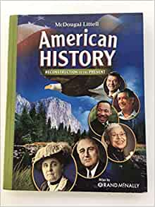 History books for middle school
