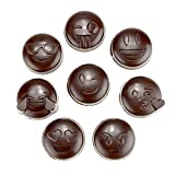 Silicone Gummy Candy Molds 2 Pack 50 Cavity Silicone
