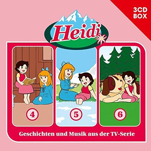 Heidi (Classic) / Heidi (Classic) - 3CD Hörspielbox Vol. 2 (Studio 100)