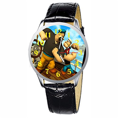 lcw061-2-new-popeye-stainless-wristwatch-wrist-watch
