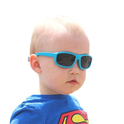 JAN & JUL Baby Toddler Kids UV-400 Polarized Sun-glasses
