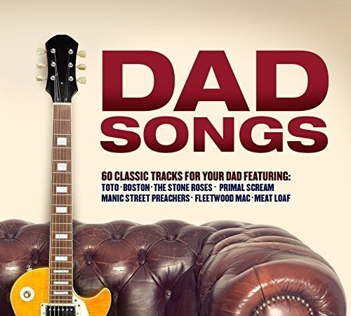Dad Songs / Various [No USA] (United Kingdom - Import, 3PC)