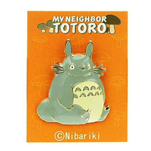 - Seizumi My Neighbor Totoro Relief Pin Batch Large Totoro JP-01