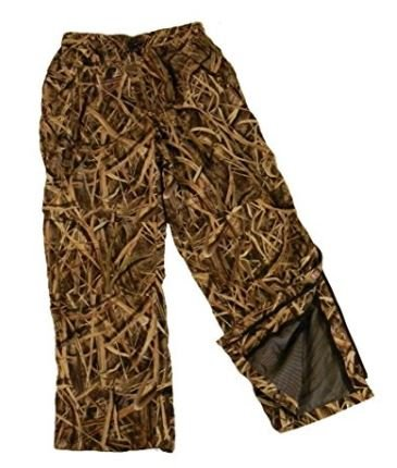 (RAVE Sports Wildfowler Outfitter Water Proof Pants, Break-Up, Small)