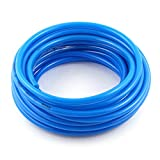 air pipe - uxcell 8mm(OD) x 5mm(ID) PU Air Tubing Pipe Hose 10 Meter Blue 10M