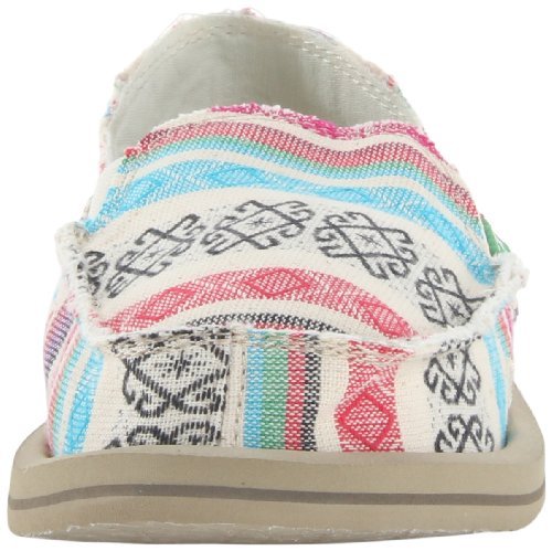 Ladies Poncho Sanuk Shoes Natural Donna Cqxwx6S5