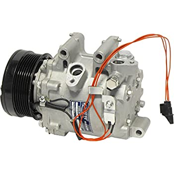 Amazon.com: Honda Civic AC Compressor CLUTCH EMBLY 2006 ... on