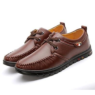 fef7b178aae Men s Italian Designer Formal Dress Shoes Genuine Leather Black Luxury  Wedding Shoes Men Flats Office (