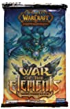 World of Warcraft TCG: War of the Elements Booster Pack