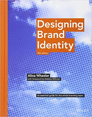 Designing Brand Identity Book Cover Picture
