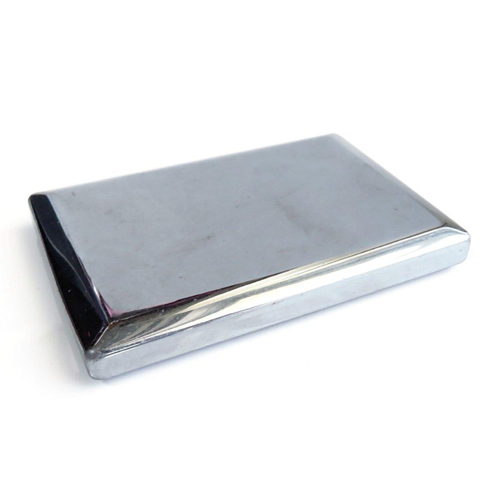 お風呂に入れて使えるテラヘルツ鉱石プレート ずっしりサイズ B01DO54XOG
