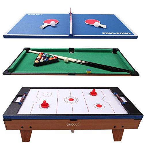 Bon 3 In 1 Multi Game Table ...