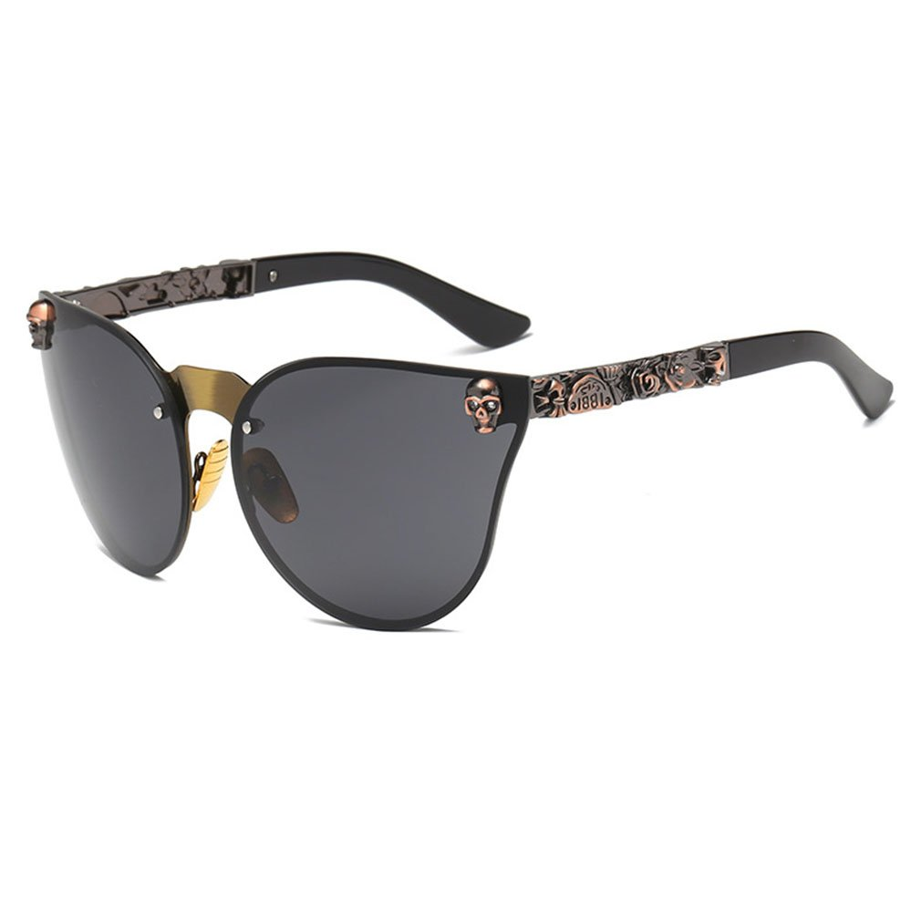 Yying Gafas De Sol Populares Nuevas Manera Señoras Gafas Sin ...