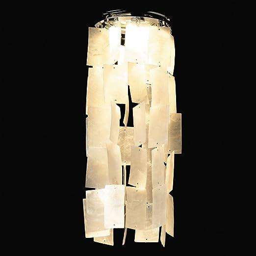 Pantalla lámpara de para unidades Snood Jasmine techo2 LMqzpGSVU
