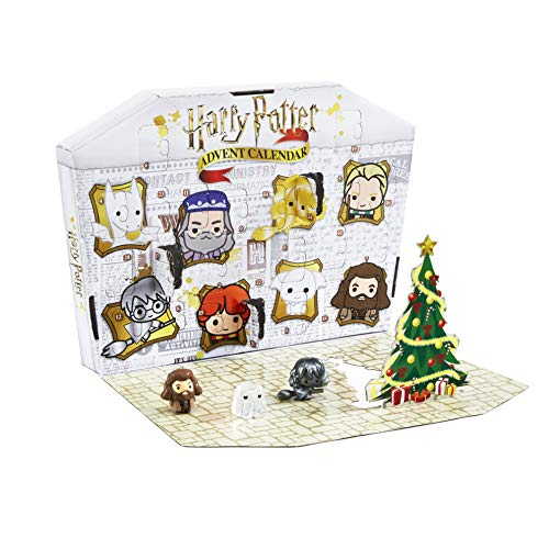 Harry Potter Calendario de Adviento Multicolor