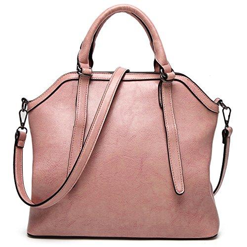 ALARION Women Designer Shoulder Top Handle Handbags Tote Bag Ladies Purses