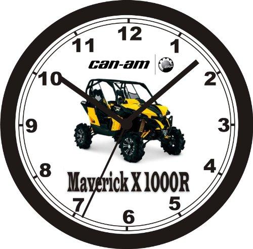 2014 Can-Am Maverick X mr 1000R Wall Clock-FREE USA SHIPPING