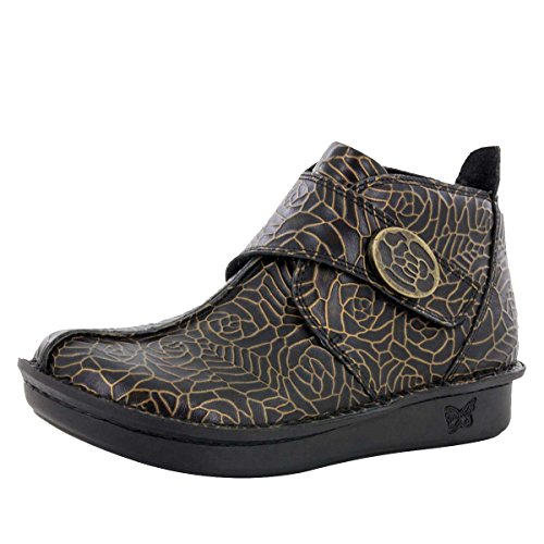 Alegria Vrouwen Caiti Boot Brons Blad