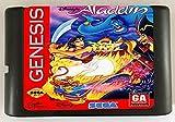 Aladdin Game Cartridge Newest 16 bit Game Card For Sega Mega Drive / Genesis System