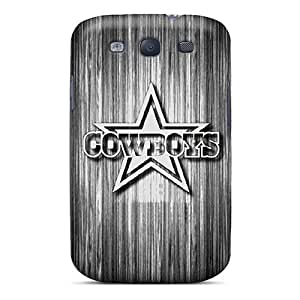 High-quality Durable Protection Case For Galaxy S3(dallas Cowboys 3)