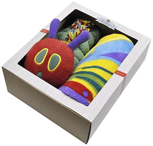 Zoobie Pets Vhcg001 Hungry Caterpillar Gift Box Set / (Bl...