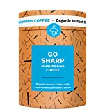Go Sharp - Organic instant Coffee with super food Mushrooms