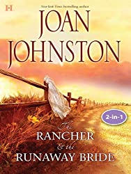 Texas Brides: The Rancher and the Runaway Bride & The Bluest Eyes in Texas (Mills & Boon M&B) (Hawk's Way - Book 1)
