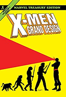 Book Cover: X-Men: Grand Design