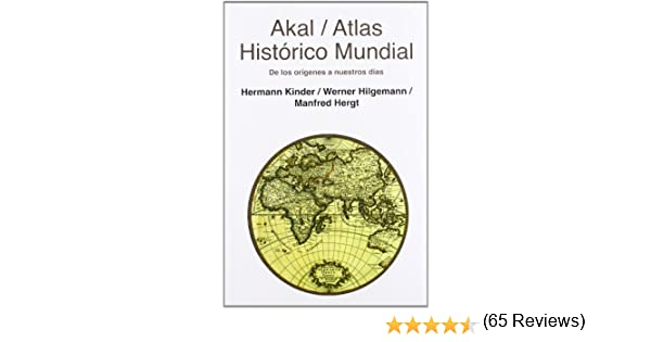 Atlas histórico mundial: 11 (Atlas Akal): Amazon.es: Hergt ...