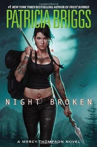 book cover of Night Broken