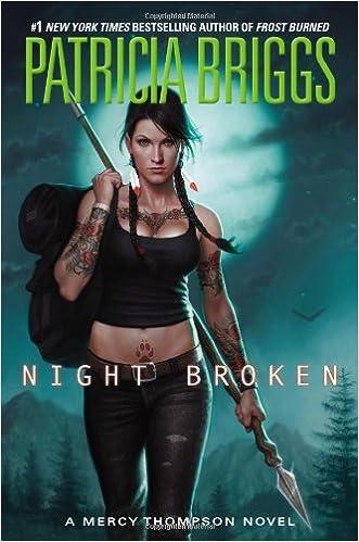 Patricia Briggs - Night Broken Audiobook Free Online