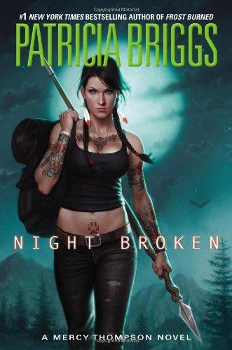 Night Broken (Mercy Thompson): Amazon.es: Patricia Briggs ...
