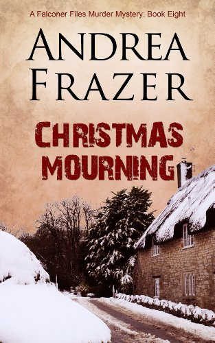 book cover of Christmas Mourning