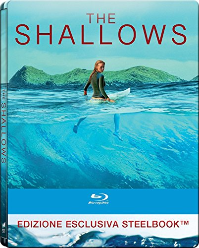 The Shallows (Steelbook - Italy) [Blu-ray]