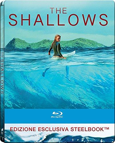 The Shallows (Steelbook - Italy) [Blu-ray]