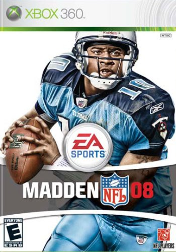 Madden NFL 08 - Xbox 360 (Day Nfl Games Christmas)