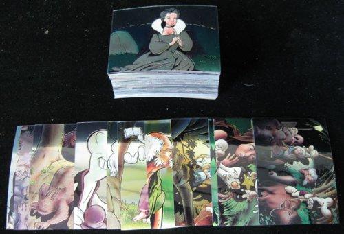 1995 Comic Images Chrome Bone Series 2 Set ()