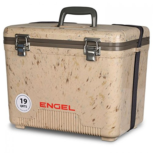 Engel Cooler/Dry Box 19 Qt - Grassland