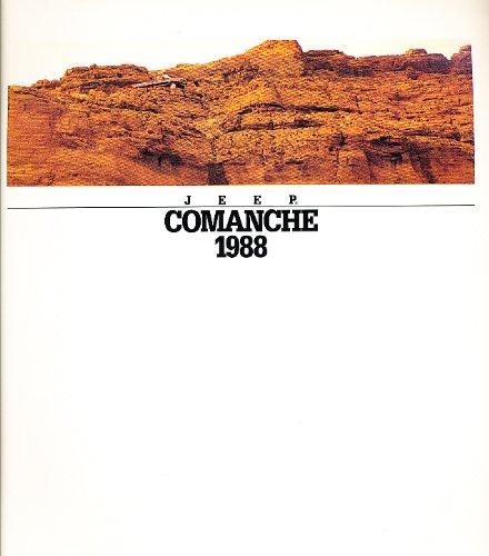 1988 Jeep Comanche Pickup Truck Sales - Pickup Comanche Jeep