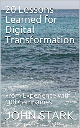 20 Lessons Learned for Digital Transformation: From Experience with 100 Companies